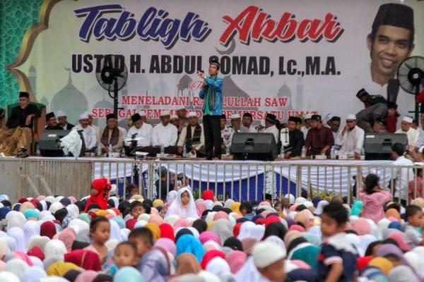 Pernyataan tokoh Katolik soal video salib Ustaz Abdul Somad