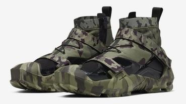 新聞分享 / 想換迷彩鞋底嗎?Matthew M. Williams x Nike Free TR 3 SP 新色登場