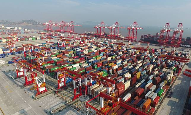 Shanghai gets green light to set up duty-free customs area to facilitate direct global trade, in a move that bypasses Hong Kong