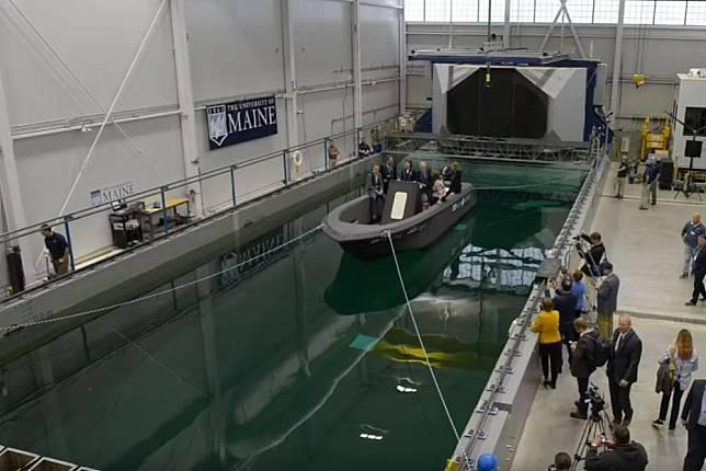 全球最大!3D列印花72小時製船 不但能下水還創金氏世界紀錄