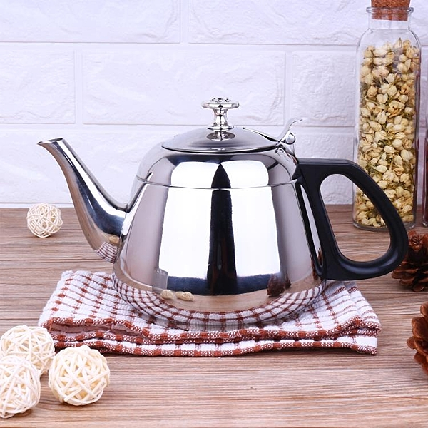 不銹鋼茶壺小燒水壺煮水壺電磁爐專用功夫茶具泡茶家用平底沖茶壺