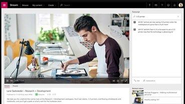 微軟面向企業用戶推出 Microsoft Stream 螢幕錄製工具,可錄製最長 15 分鐘影片