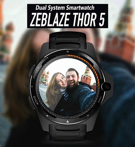 雙處理器 Zeblaze THOR 5 4G插卡 安卓 手錶手機 2+16GB 可通話上網 安卓 7.1 繁體中文。人氣店家全球3C通訊的智能手錶有最棒的商品。快到日本NO.1的Rakuten樂天市場
