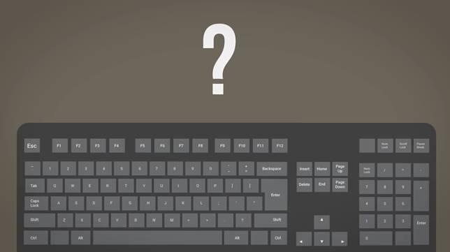 Mau ngetik dimana aja, pasti keyboardnya bentuknya Qwerty, bukan yang lain…