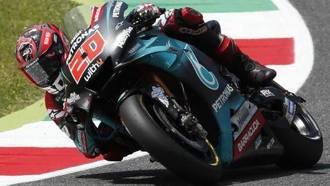 Marquez Puji Kehebatan Duo Yamaha Jelang MotoGP Belanda
