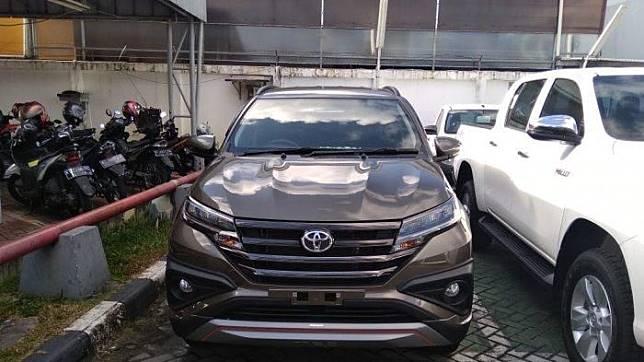 Toyota Rush di Balikpapan