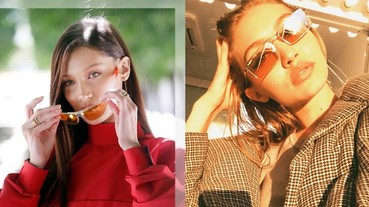 Gigi 及 Bella Hadid 把這款太陽眼鏡戴紅了!齊來挑戰 Micro Sunglasses