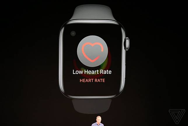Apple Watch Heart Rate Low 1