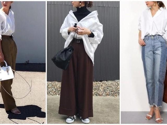 cd793c83ff754  白シャツ・レディースコーデ17選 上品に着こなすコツ (MINE) - LINEアカウントメディア
