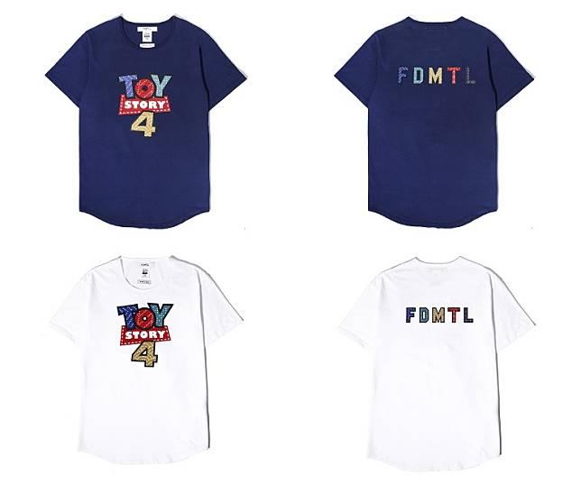 《Toy Story 4》x FDMTL Logo Tee(互聯網)