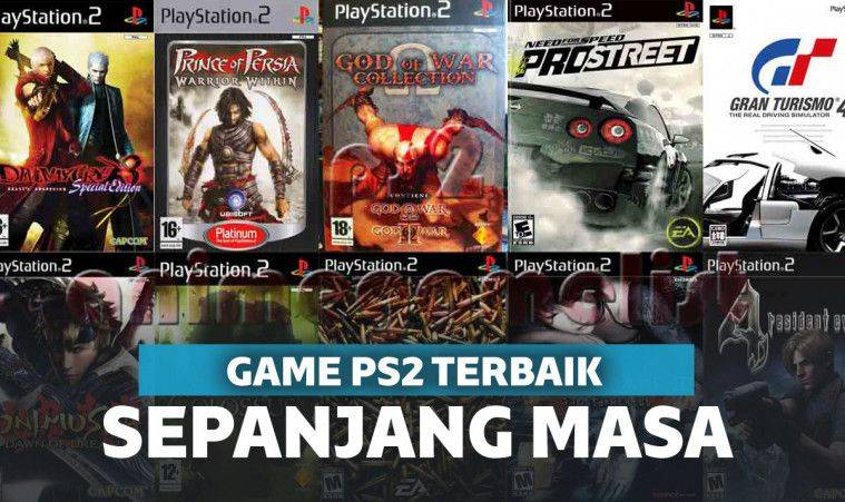 25 game keren ps 2 keepo me line today