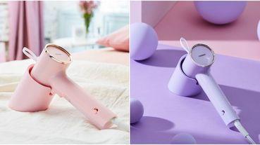 只在台灣網路平台買的到!必收「TWINBIRD美型蒸氣掛燙機」新推馬卡龍四色,居家除皺小幫手好用又超美!