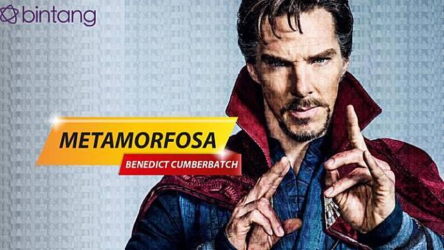 [Bintang] Benedict Cumberbatch