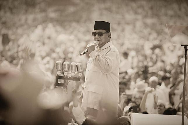 Prabowo's campaign head claims candidate could have won by up to 80% if vote wasn't rigged