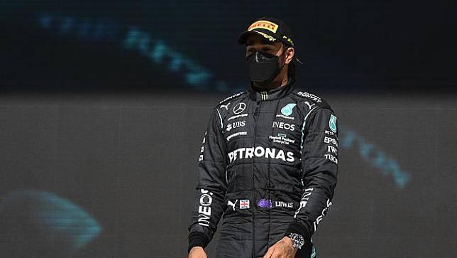 Lewis Hamilton Berjaya