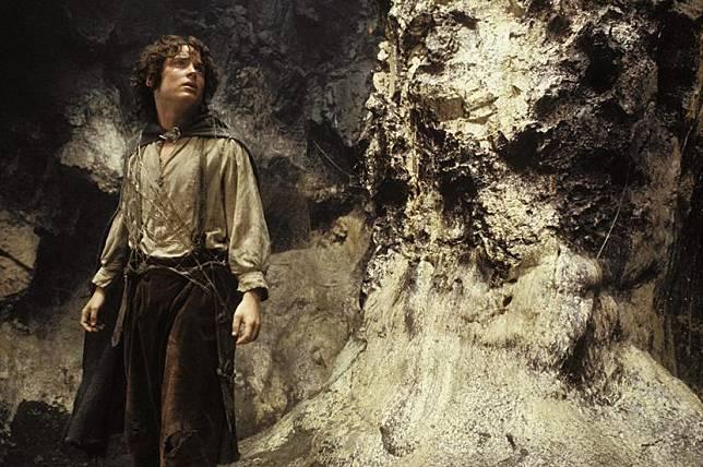 Salah satu adegan di film Lord of the Rings: Return of the Kings.