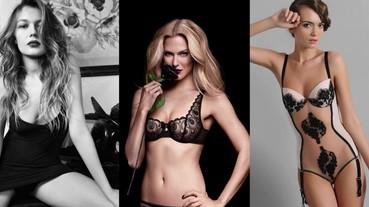 厭倦了 Victoria's Secret !告訴你正宗法國 4 大內衣品牌