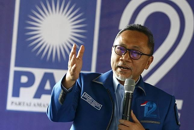 Beda dengan Amien, Zulkifli Hasan: PAN akan dukung kebijakan Jokowi