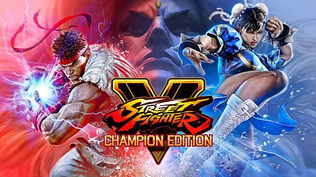 Street Fighter V Champion 01