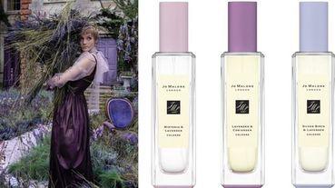 每年最難搶!Jo Malone限量英國系列,竟有「薰衣草+香菜」的美妙香氣~全部粉紫設計有夠療癒