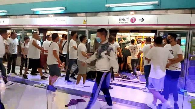 Hong Kong protests: Yuen Long mob attack victims sue police force