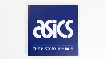 品牌故事 / ASICS 推出《The History 歷史》特刊