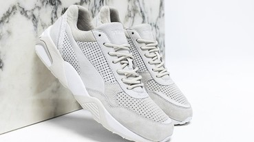 PUMA X STAMPD 經典鞋履 R698 簡約美學全面注入