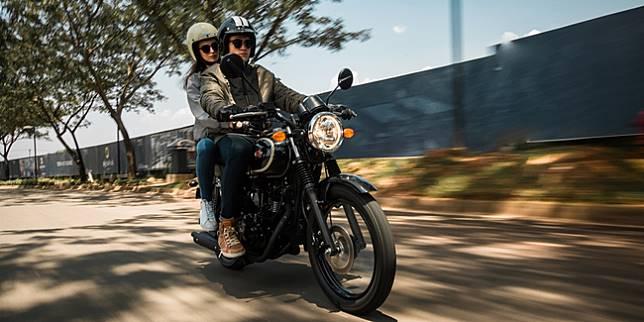 Kawasaki W175 (Kawasaki Indonesia)