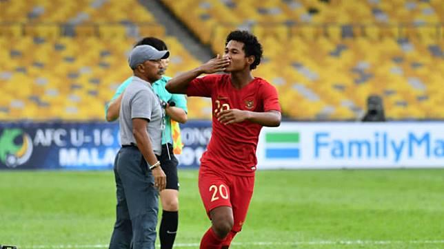 Striker Timnas Indonesia U-19, Amiruddin Bagus Kahfi