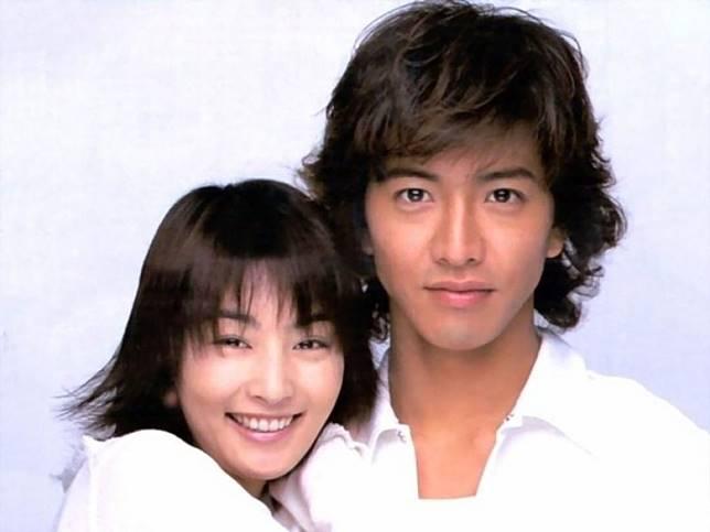 《Beautiful Life》成功拉攏了當年的日劇天王木村與日劇天后常盤貴子飾演情侶,成功創下收視佳績。(互聯網)