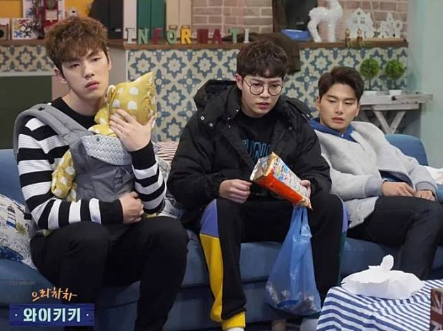 9 Geng Cowok Di Drama Korea Ini Enggak Kalah Sama Geng F4 Di Boys Before Flowers Keren Cewekbanget Id Line Today