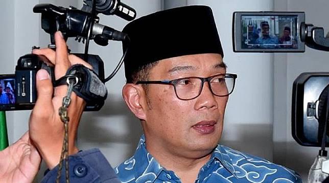 Gubernur Jawa Barat Ridwan Kamil menyeesalkan unjuk rasa di Cianjur yang berakhir ricuh.