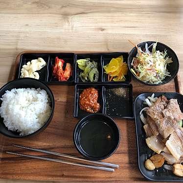 LUNA 韓国料理&カフェのundefinedに実際訪問訪問したユーザーunknownさんが新しく投稿した新着口コミの写真