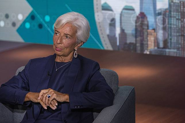 Christine Lagarde Photographer: Victor J. Blue/Bloomberg