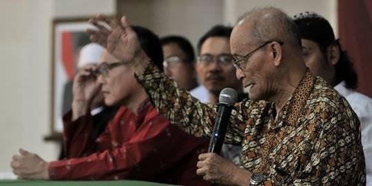 Konpers Doa dan Ikrar Anak Bangsa untuk Indonesia. ©2019 Merdeka.com/Iqbal S Nugroho