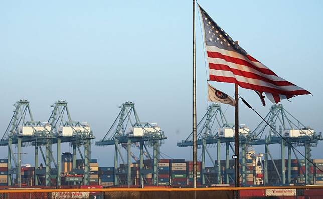 California, 'ground zero for US-China relations', feels the pinch as trade war tariffs hit American port traffic