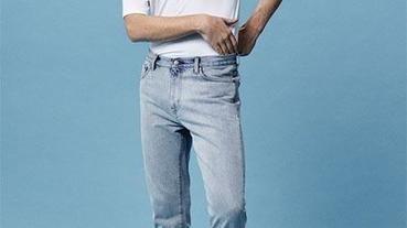 「白T+藍牛仔褲」多種穿法!6款極簡穿搭大公開!