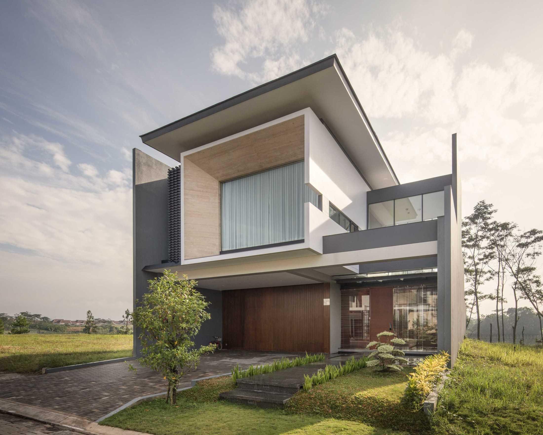 520 Gambar Rumah Semi Minimalis Modern Gratis Terbaik