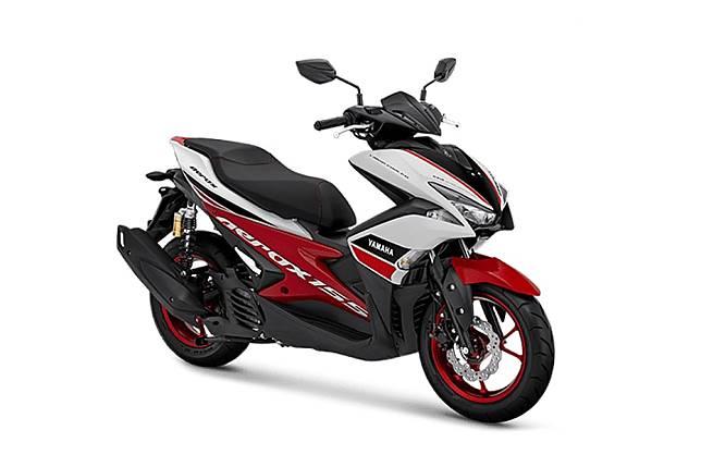 อัพเดทสีใหม่ Yamaha Aerox R 2020 เปิดตัวอย่างเป็นทางการในอินโดนีเซีย