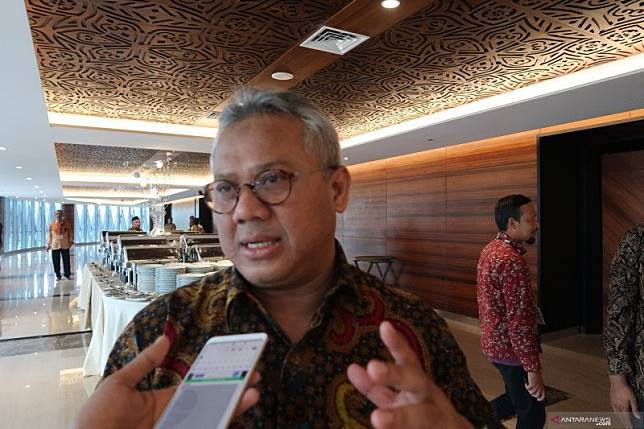 Disinformasi, Megawati suap Ketua KPU Arief Budiman Rp2 triliun