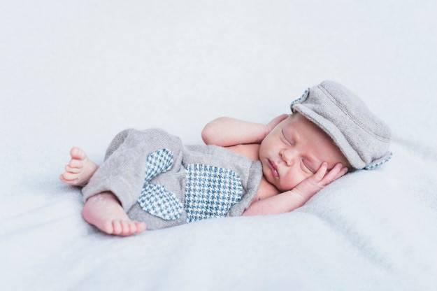 Uniknya Bentuk Tubuh Bayi Baru Lahir, Ini Penyebabnya