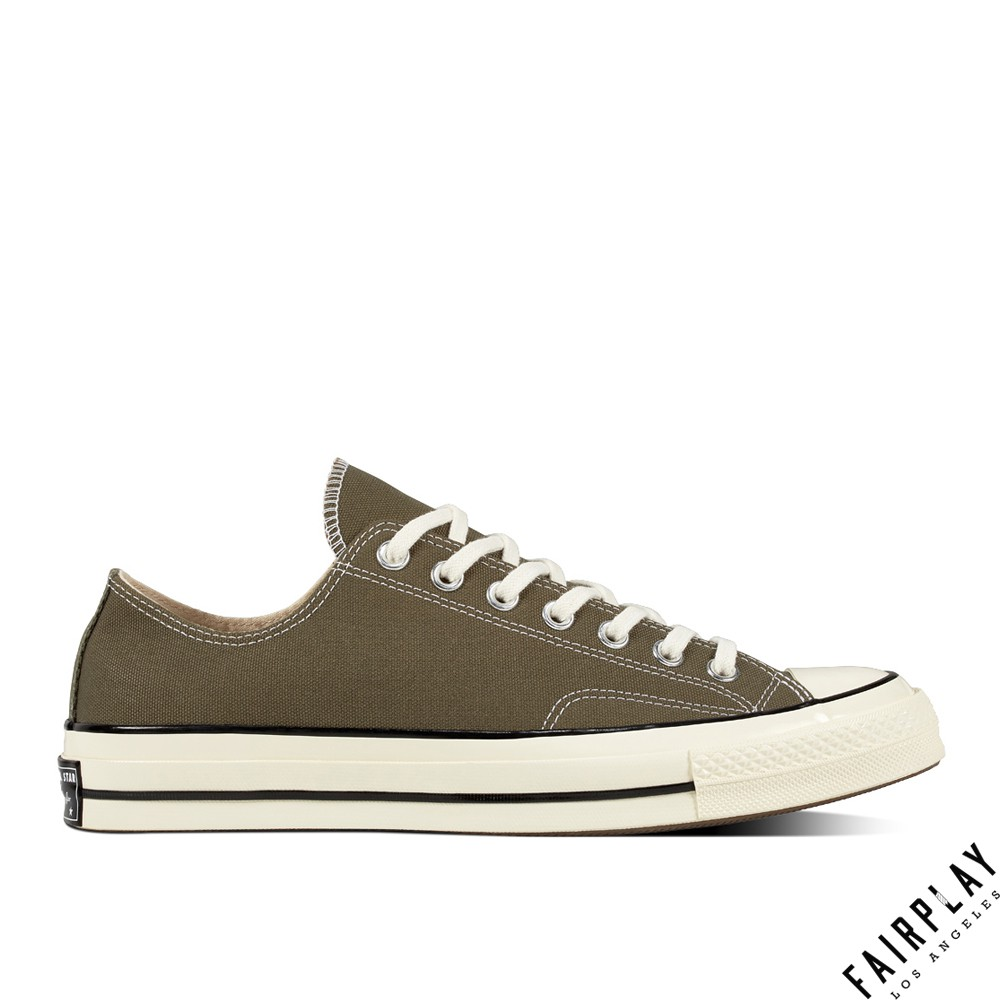 Converse All Star 1970 墨綠 男鞋 女鞋 低筒 復古 奶油頭 奶油底 經典款 162060C