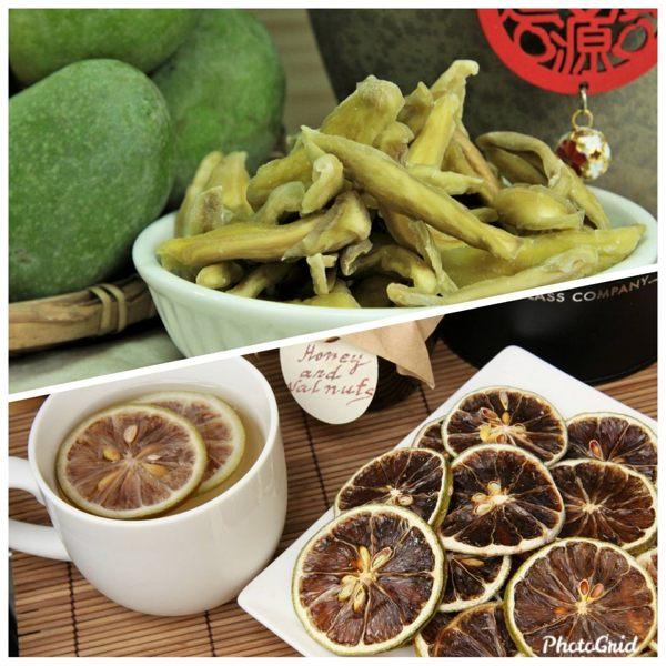 中秋節吃完肥滋滋的烤肉,美佐子準備了玉井情人果乾和天然檸檬乾片為您消脂解膩!
