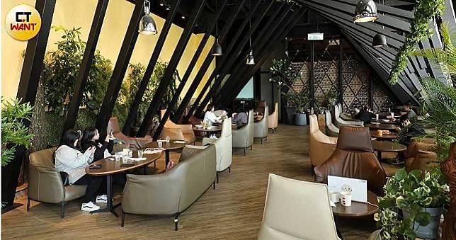 【森林系餐廳3】D'or caf'e兜咖啡 潮流正夯未來肉