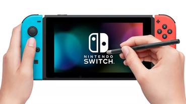 Nintendo Switch 在英國上架觸控筆,下手不心痛的原廠配件