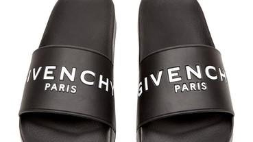 黑白灰三色選擇!Givenchy 延續街頭風 推出高端拖鞋
