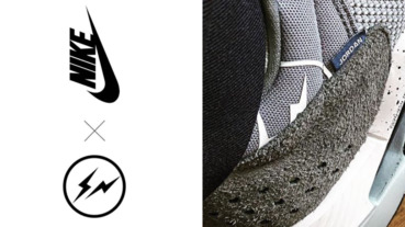 潮流「雷之呼吸」!藤原浩最新上腳 Fragment Design 聯名鞋即將釋出?曝光帳號宣稱:Coming Soon!