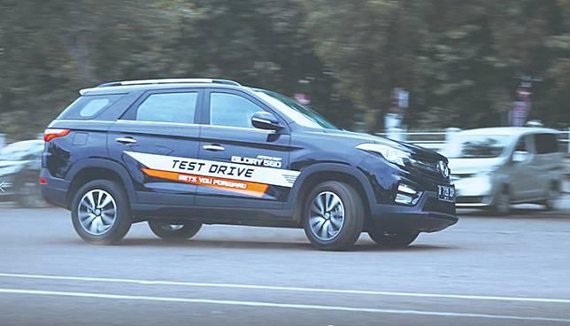 Teknologi Turbocharged DFSK Glory 560 Berguna untuk Mobilitas Perkotaan