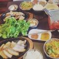 日替わり(サムギョプサル定食) - 実際訪問したユーザーが直接撮影して投稿した新宿韓国料理ちゃん豚 新宿店の写真のメニュー情報