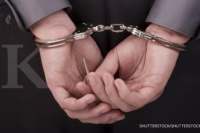 Wakil Bupati Kabupaten Sarmi Provinsi Papua ditangkap tim Tabur Kejagung